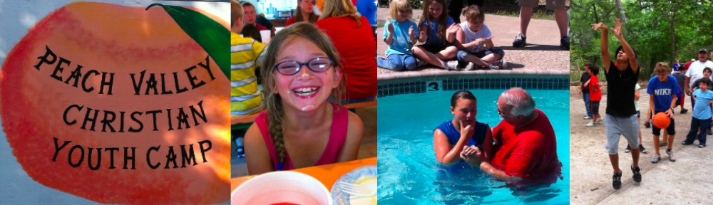 Peach Valley Christian Youth Camp